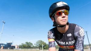 Fiona Martin triathlete