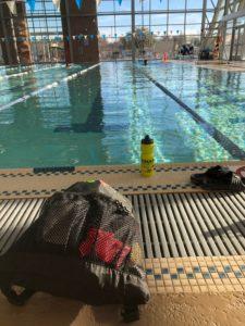 Drew Wellness Center pool