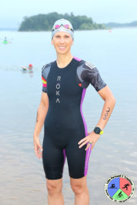 Fiona Martin triathlete