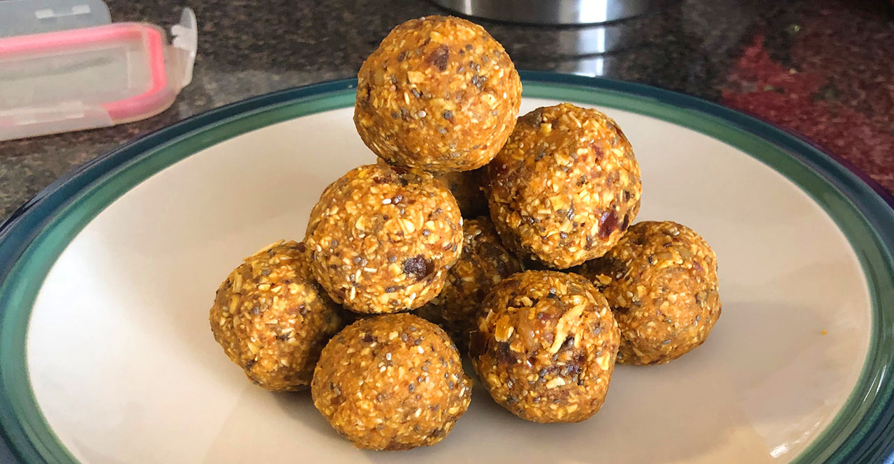 Energy Balls for On-the-Go Snacks