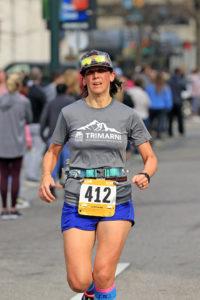 Fiona Martin Run Hard Columbia Half Marathon 2019
