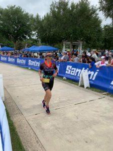 Fiona G Martin at Florida 70.3