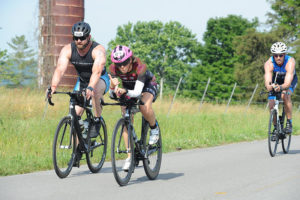 Fiona G Martin triathlete Chattanooga bike course