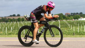 Fiona G Martin on Florida 70.3 bike course