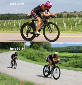 Fiona Martin 2019 bike fit
