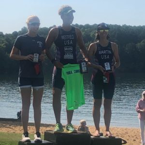 Fiona Martin - SC State Champ runner up