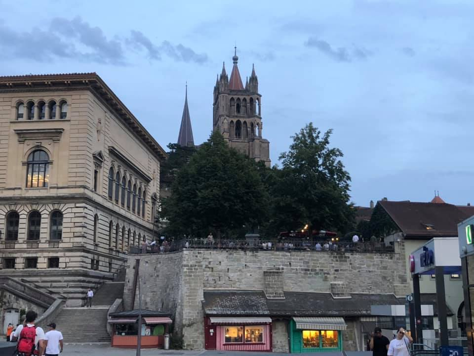 Our Lady of Notre Dame of Lausanne