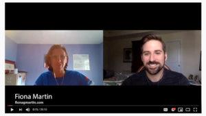 BodyUnited interview - Fiona Martin and Justin Collins