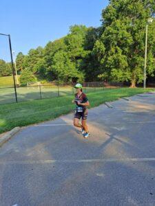 Fiona Martin Andy's Race